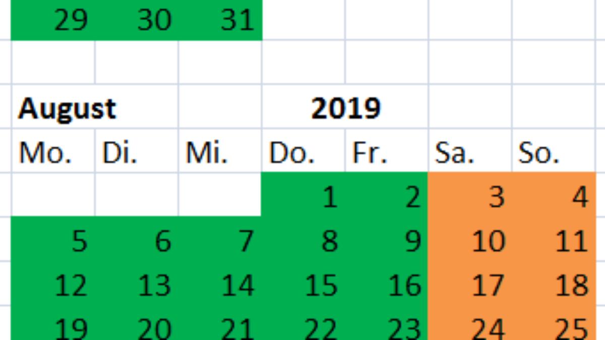 schulbeginn bayern 2019