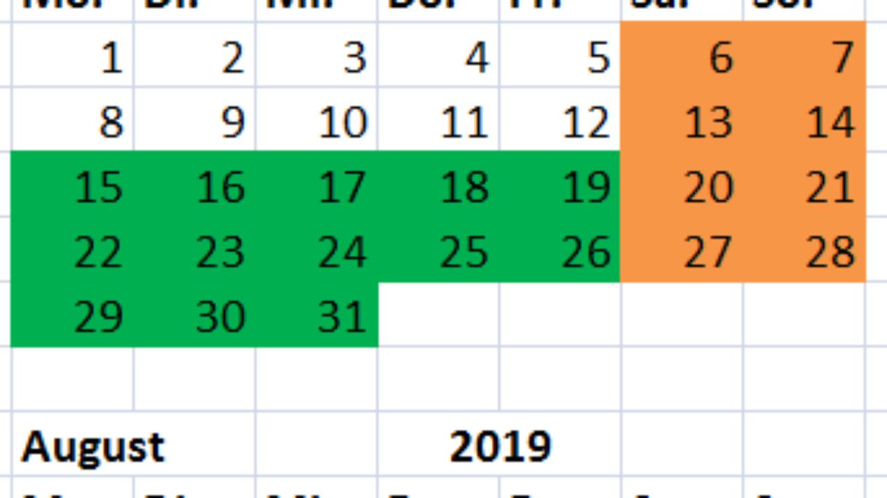Beginn sommerferien 2019 nrw