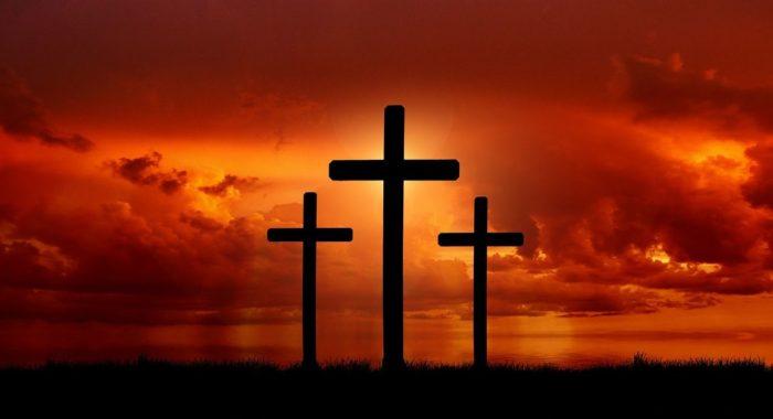 Ostern ist Christus von den Toten auferstanden.