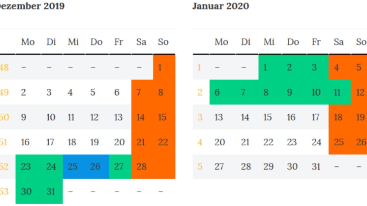 Hessen winterferien 2019
