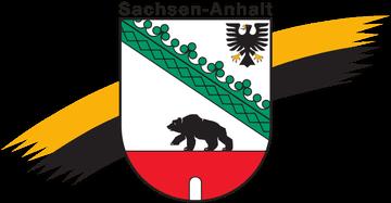 Wappenzeichen Sachsen-Anhalt