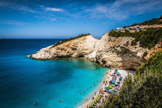 Strand Griechische Inseln