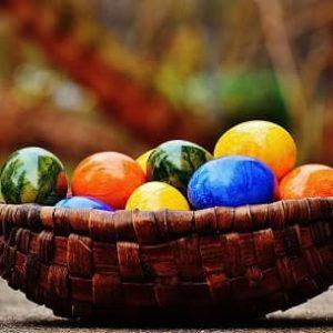 Wir wünschen euch allen frohe Ostern!