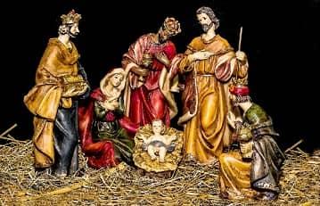 Heilige Drei Koenige ist gesetzlicher Feiertag in Sachsen-Anhalt.