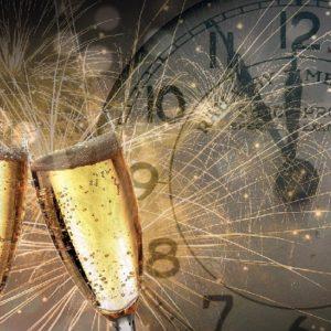 Neujahr ist stets der erste gesetzliche Feiertag des Jahres.